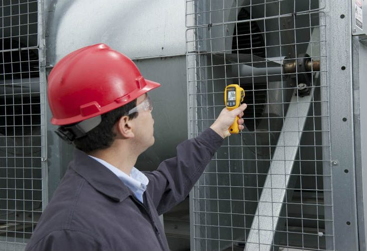 Fluke 62 Max Non-Contact Infrared Thermometer
