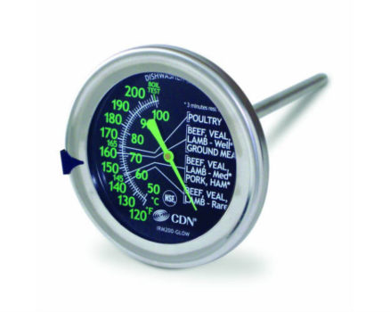 CDN ProAccurate meat/poultry oven thermometer review