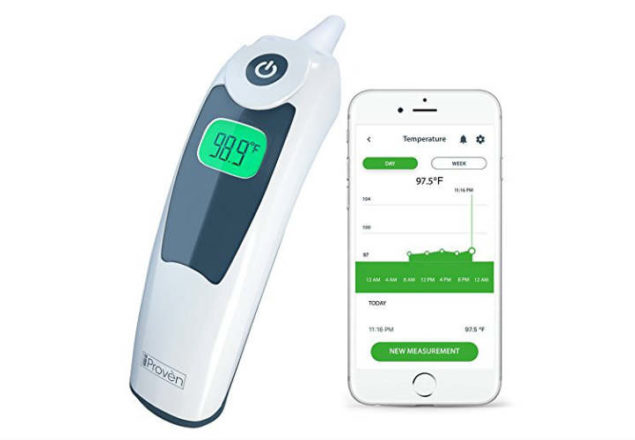 iProvèn medical ear thermometer