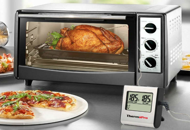ThermoPro TP-16 LCD cooking thermometer