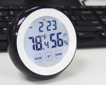 VENSMILE Humidity Monitor Thermometer