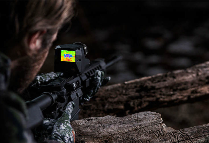 thermal imaging camera for hunting