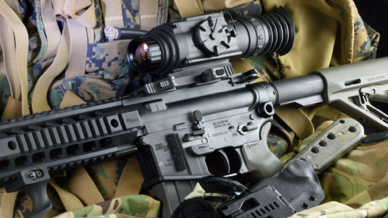 buy the best thermal hunting scope